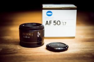 Minolta 50mm f1.7