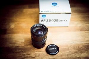 Minolta AF 35-105mm f3.5-4.5